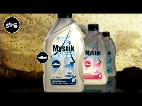 Mystik Lubricants Field Stream Youtube