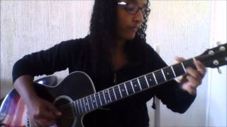 Naruto - Sadness and Sorrow Acoustic Guitar(Fingerstyle) - Paloma Lacerda