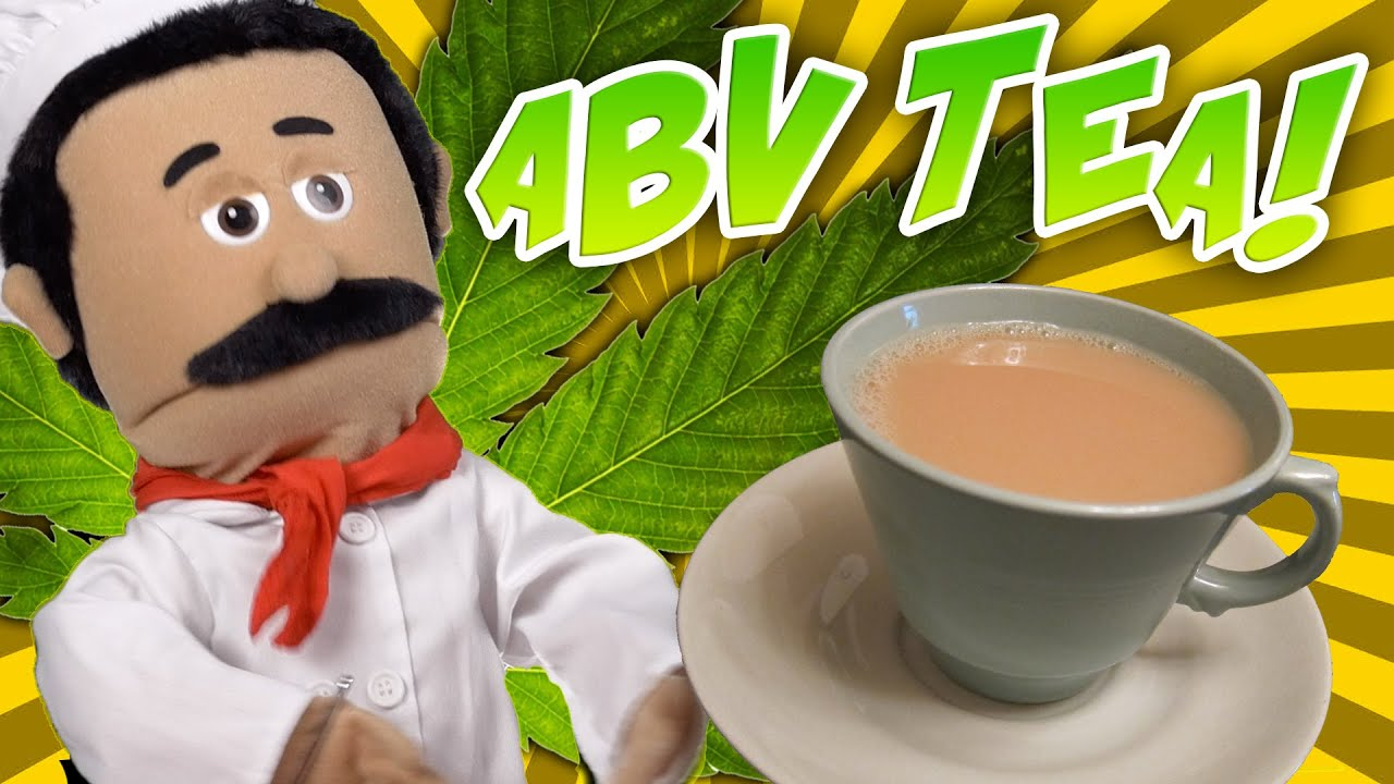 ABV Weed Recipes - How To Make ABV Tea