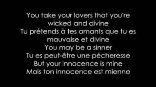 Muse - Undisclosed Desires ( traduction )