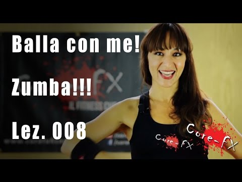 Zumba! Lez. 008 - CoreFx