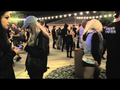 A RANDOM COACHELLA AFTERPARTY AT THE SKRILLEX DESERT MANSION - 417