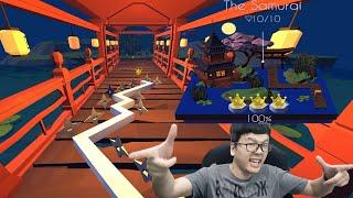 Dancing Line - The Samurai or The Ninja??? screenshot 2
