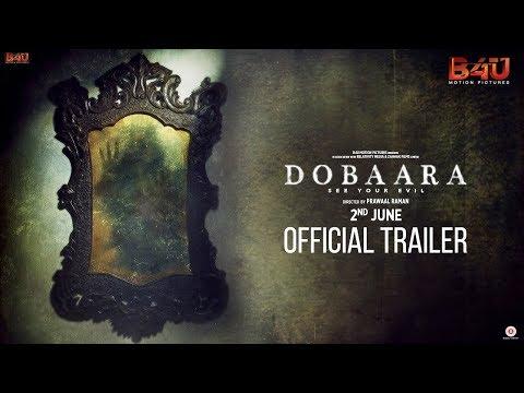 Dobaara - See Your Evil   Official Trailer   Huma Qureshi, Saqib Saleem