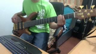 My Redeemer Lives - Hillsong [Bass Cover]