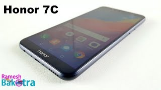 Huawei Honor 7C Unboxing and Full Review