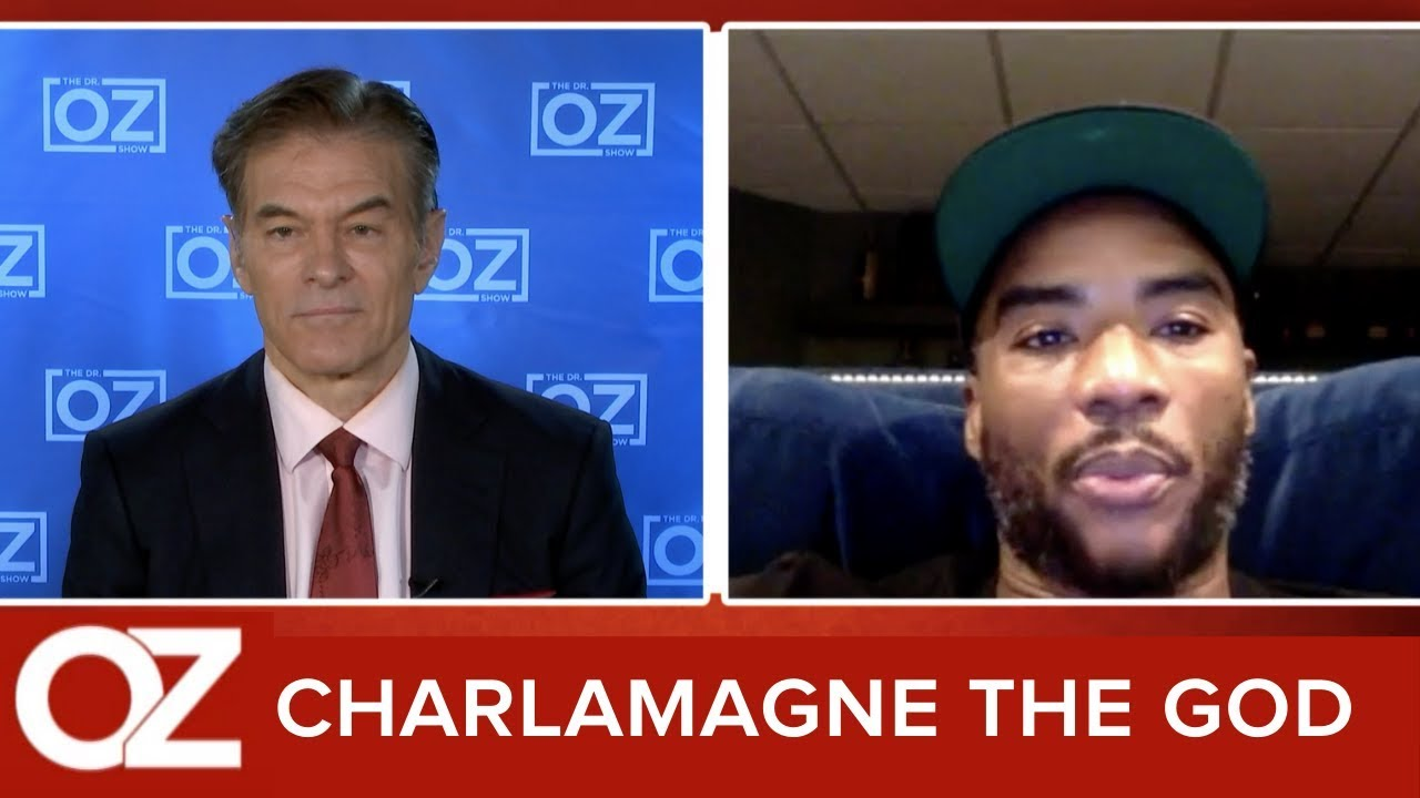How Charlamagne tha God Copes with COVID-19 Uncertainty