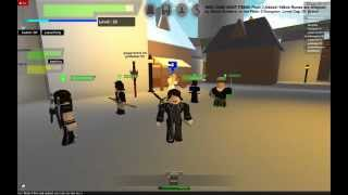 Sword Art Online on roblox poof im level 20