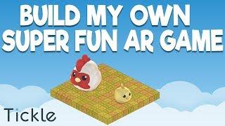 Wie zu Spielen & Bauen Eigene AR-Spiel
