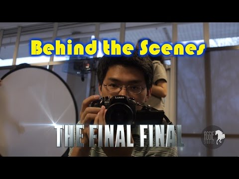 The Final Final - Behind the Scenes