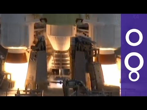 From Earth To Asteroid 1999 JU3 - Japanese Space Probe Launch