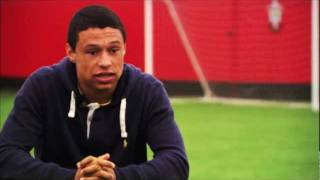 Breaking through southampton f.c's academy - alex oxlade chamberlain