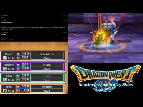 Dragon Quest IX - 45 -  Long Lived King