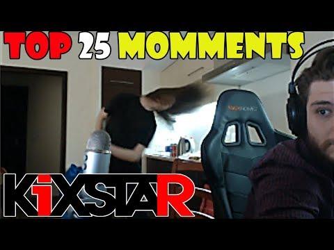 Top 25 Best Moments of Kixstar - Rainbow Six Siege