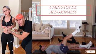Rutina para Abdominales / 6 Minutos de Abdominales
