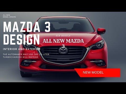 2020 MAZDA 3 Redesign Interior Exterior