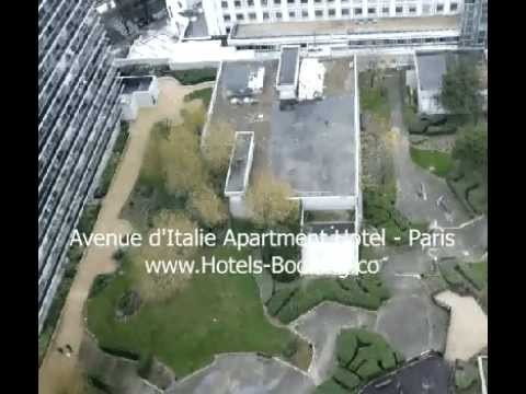 Avenue d'Italie Apartment Hotel - Paris