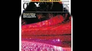 震撼!50家海外媒体对奥运开幕式头版报道