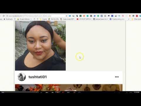 Tonto Dike's seniours sister shows love to Churchill