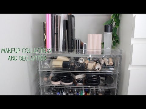 Makeup Collection & Declutter | Sam Weidman