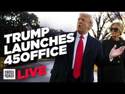 Live Q&A: Trump Launches 45office.com for Activism Campaign; Cartels Threaten Republican Senator