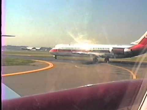 Greater Pittsburgh International Airport Ramp 1988