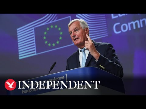 UK-EU Trade Deal Post Brexit 'unlikely', Says Barnier