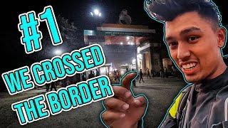 The Trip - Episode 1: Kathmandu to Bhairahawa/Sonauli | We Crossed the India-Nepal Sonauli Border