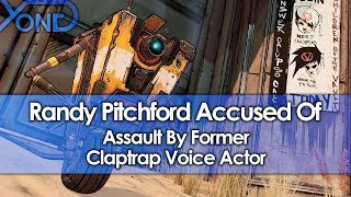 Randy Pitchford Accused of Assault By Former Claptrap Voice Actor
