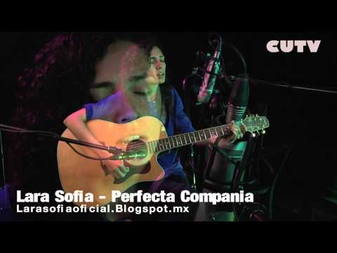 CUTV STUDIO SESSIONS Lara Sofia