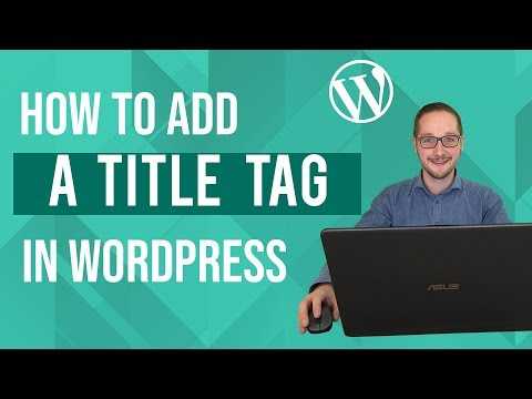 How to add Title Tag in Wordpress SEO Tutorial thumbnail