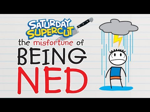 Every Misfortune Of Being Ned Episode! (Saturday Supercut🔪)