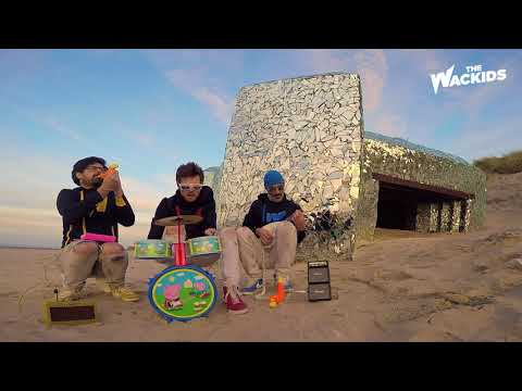 WIND OF CHANGE (SCORPIONS) - ROCK'N'TOYS SESSIONS (THE WACKIDS)