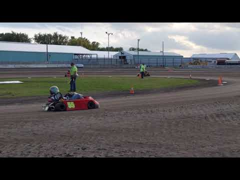 Sep 21 Mechanics Race (ft The Legendary Stan Defries) - Arlington Raceway