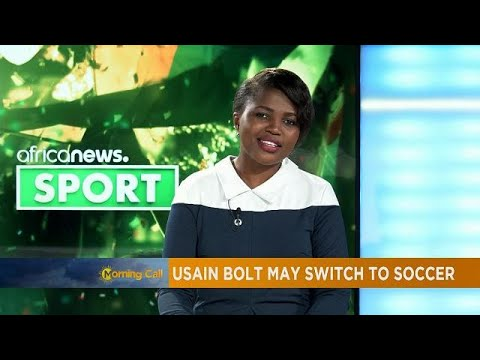 Switching sport, an African at the grand slam [Sport]