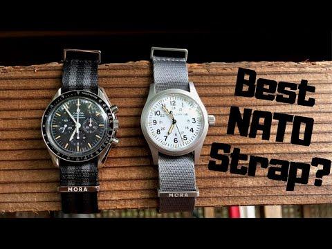 MORA NATO Straps: Killer Premium Quality