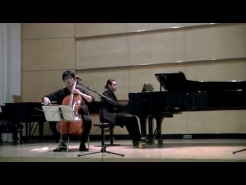 Mendelssohn Cello Sonata No.1 op.45