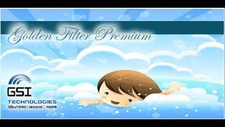شرح برنامج فلتر الأمان Golden filter premium ( GFP )3.1
