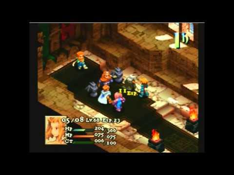 Final Fantasy Tactics Get Genji Items From Elmdor Easily
