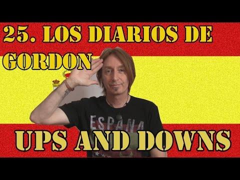 Los Diarios de Gordon The Ups and Downs of Internet LightSpeed Spanish