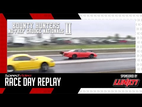 Kyle Megginson Takes Down BoostedGT at Bounty Hunters II No-Prep 2017