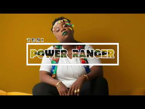 Teni - Power Rangers (type Beat)