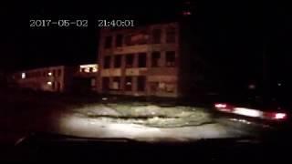 Задержание пьяного водителя в Сыктывкаре