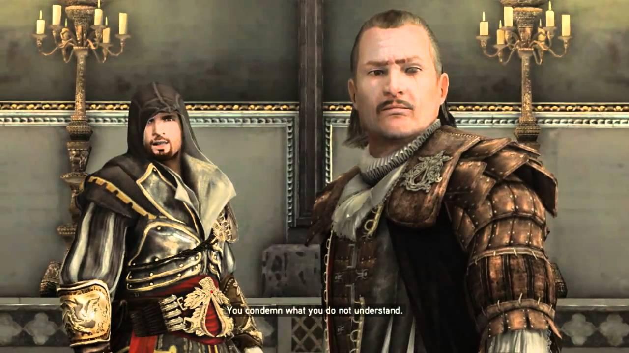 Uncensored scenes in assassin's creed brotherhood xxx pics