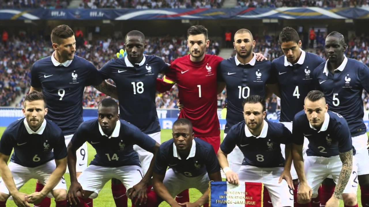 "Résultat de recherche d'images pour ""france national football team"""