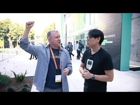 PROJECTIONS, Episode 26: Oculus Connect 4, Santa Cruz Prototype Hands-On