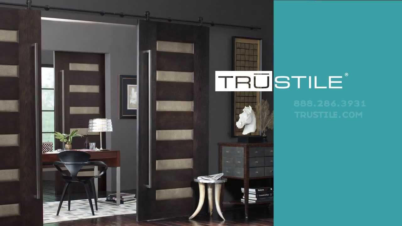 TruStile Modern Door Collection - YouTube