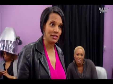 L.A. Hair  Actress Shari Headley's Hair Emergency!