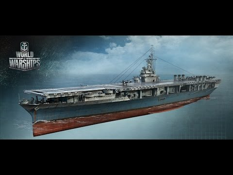 World of Warships: USS Ranger