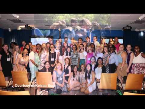 The Eleanor Roosevelt Center at Val-kill Excels with Girls' Leadership Worldwide